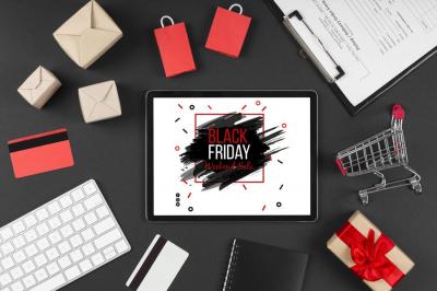 E-commerce: cash in on Black Friday